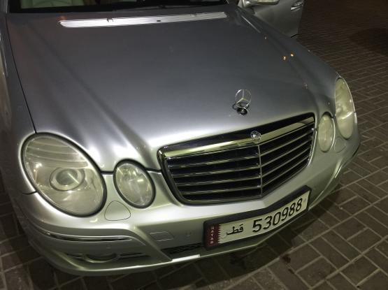 Mercedes E280 2007 avandgard
