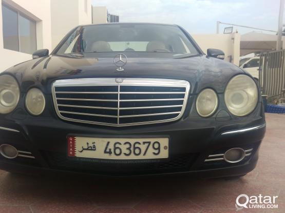 Mercedes E 2007