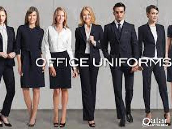 corporate office uniforms