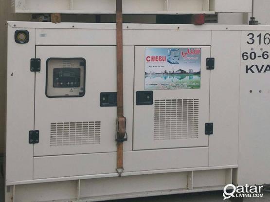 Perkins Generators For Rent & Service(13KVA to 1250KVA)