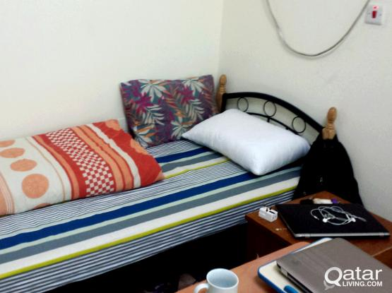 Fully Furnished Bed Space Available for Executive Bachelor