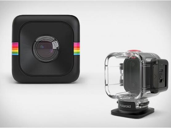 Polaroid cube water proof case
