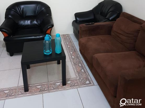 Bachlor accomodation in Bin mahmoud (Furnished)