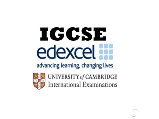 Maths/science home tutor for Edexcel IGCSE 6th,7th
