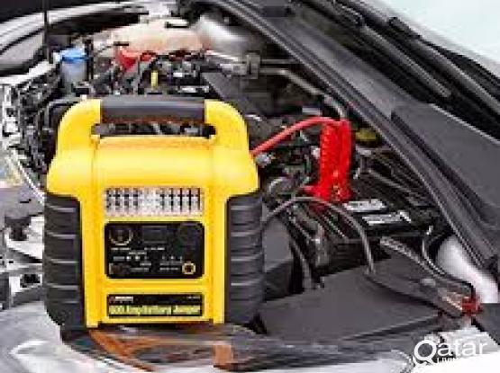 Automobile/car battery charge-change doha 50001241