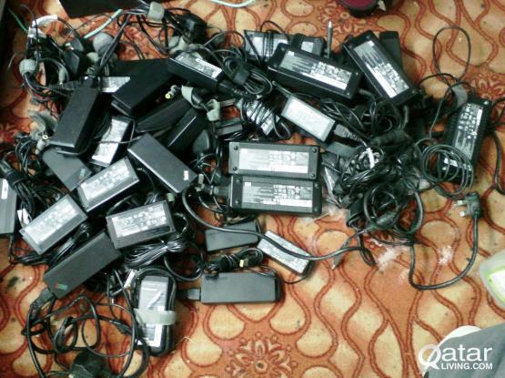 AC/DC ADAPTERS (LAPTOP CHARGERS & OTHERS) 5V, 6V, 12V, 15V, 18.5V, 19V, 19.5V, 20V, 30V, 48V