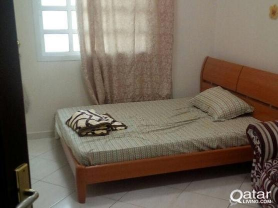 furnished room for rent for a couple or bachelor