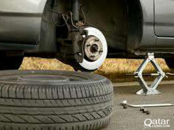 Mobile tyre Puncture Repair call 50001241