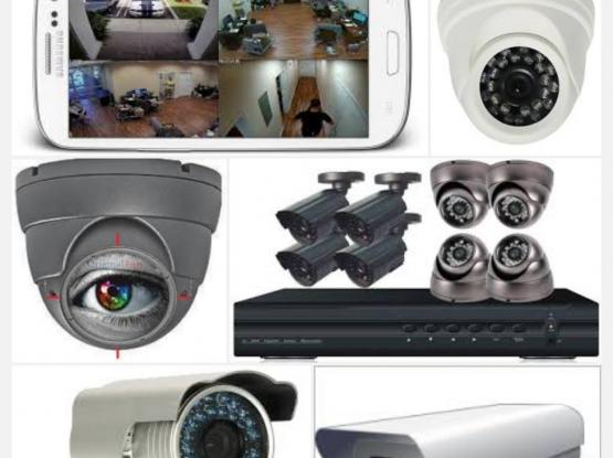 ALL TYPES OF CCTV CAMERA WORKS PROFESSIONAL