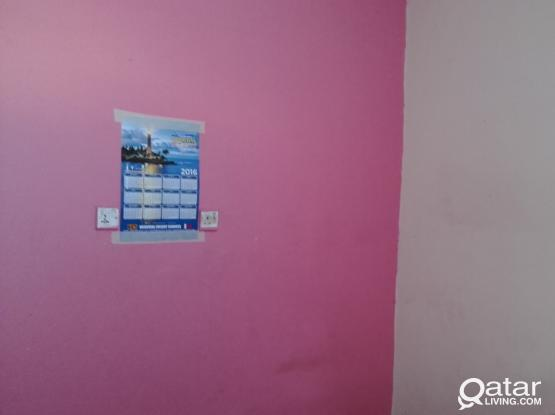 Bachelor Room in Ainkhalid Umm Al Saneem(Regency Hyper Market)