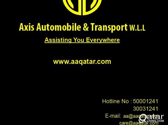 24/7  Roadside assistance in doha AA call 44449935