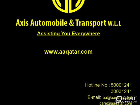 Roadside assistance in doha AA call 44449935