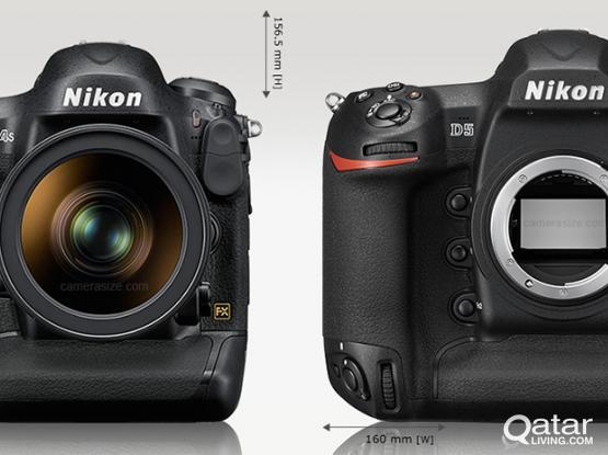 Brand New Nikon FX Cameras