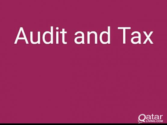 Audit/Accounting/Tax /Consultancy/Financial Serv.