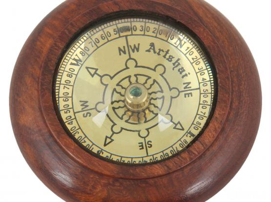 3 inch magnetic compass