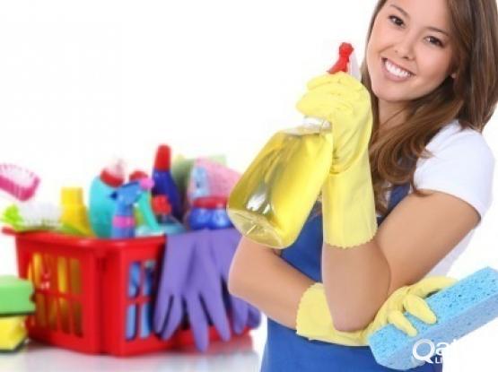 Female Cleaners