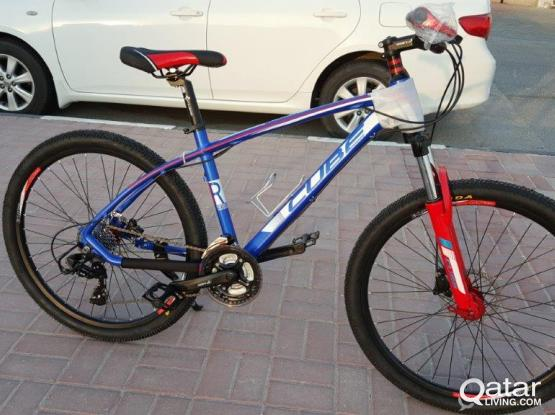 High quality mountain bike with Hydralic break for