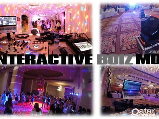 LIGHTS & SOUND SYSTEM RENTAL - with Dj