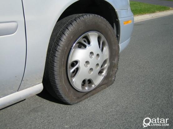 Tyre Repair Mobile Puncture Repair Doha 30031241