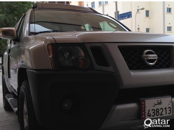 Nissan Xterra 146000 km for sale QR 46000