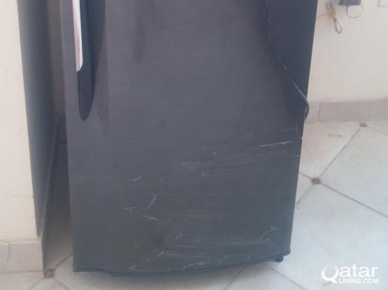 Fridge 300L, Toshiba TV 32ًً , Washing machine, Air Cooler