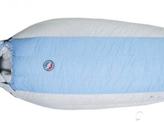 Big Agnes Sleeping Bag with down feather +15F
