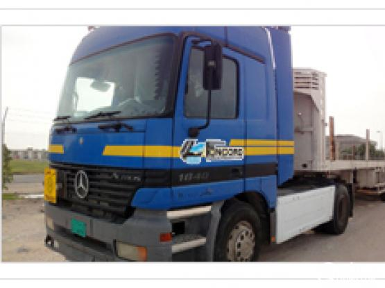 TRUCKS & TRAILER AVAILABLE WITH GATE PASS