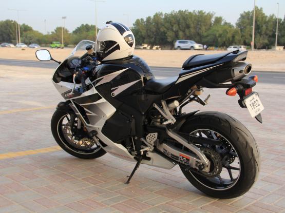 Honda Bikes CBR 2016
