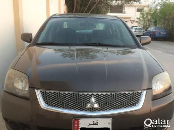 Mitsubishi Galant 2011