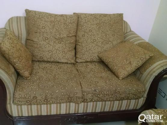 Sofa for sale (2+1+1)