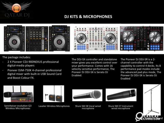 PROFESSIONAL PIONEER DJ FOR RENT
