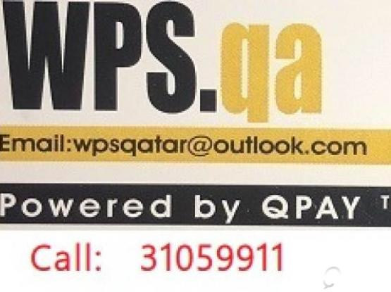 WPS  Registration for your company within 24Hrs call 31059911