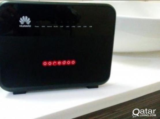 ooredoo wifi router