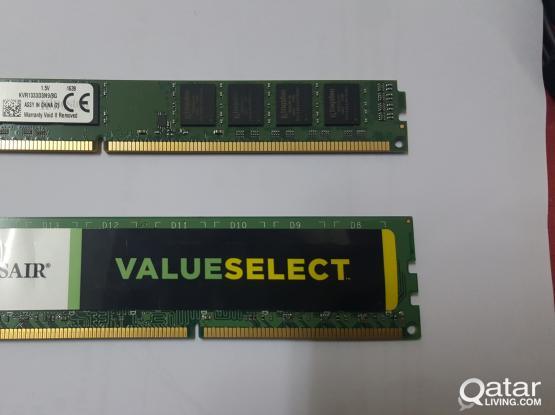 Desktop DDR3 Ram