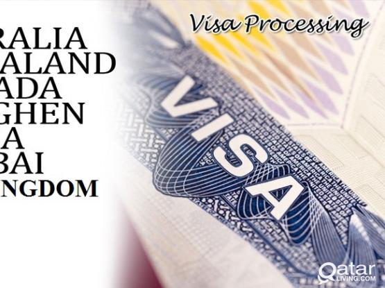 FAST VISA PROCESSING FOR SCHENGEN, UK,USA AND MORE...