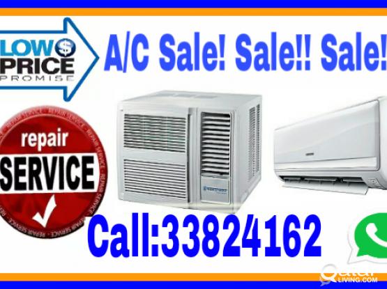 A/C Sale andInstallation, Repair, Call:3382 4162