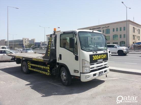 Car Recovery Service Qatar 24Hours Call 30031241
