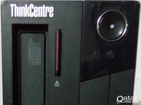 Core i7 3.4 GHz - 8 GB Lenovo ThinkCentre M91p desktop PC
