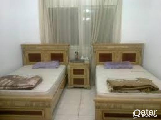 Furnished Bed space Available for Indian Executive Bachelor.