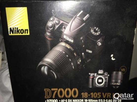 D7000 With Wifi All new