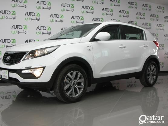 2016 KIA Sportage LX for rent