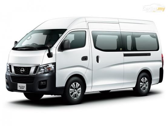 NISSAN URVAN FOR RENT (SPECIAL OFFER)