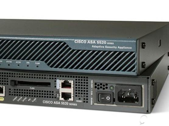 Cisco ASA 5520-BUN-K9 Adaptive Security App. (Firewall)