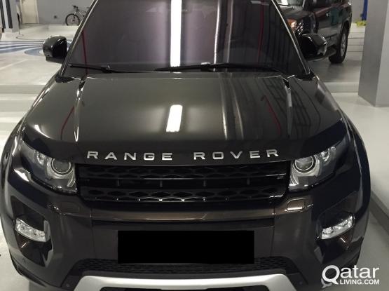 Land Rover Evoque Dynamic 2012