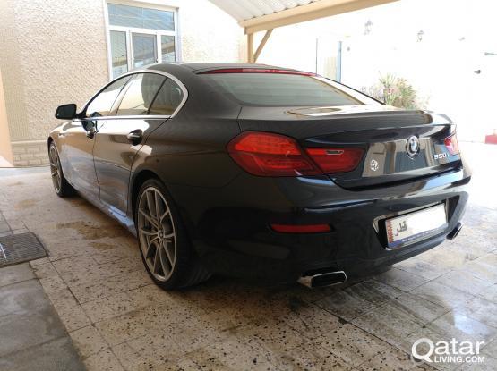 BMW 6-Series 650 i 2013