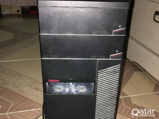 Lenovo Core 2 Due 2.93 Ghz Tower CPU