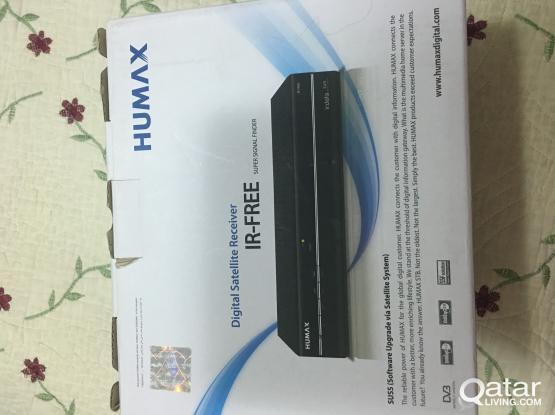 humax receiver