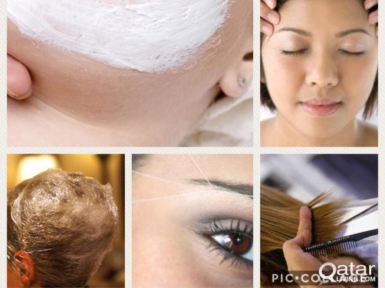 Beautician Freelance - Home Services