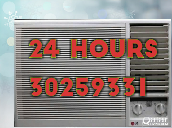 A/C Sale,services & fixing repair.24 hours cal