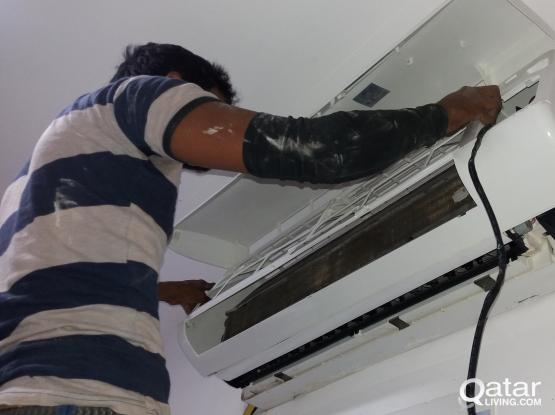 Air Conditioner Repair and Trouble shooting.
